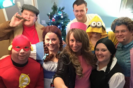 TV and films fancy dress costumes
