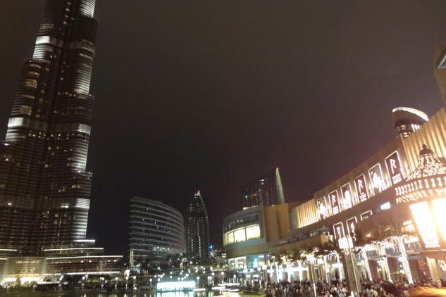 Burj Khalifa - Dubai