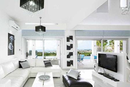 Monte Mare - Living Room
