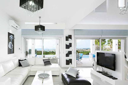 Monte Mare - Living Room