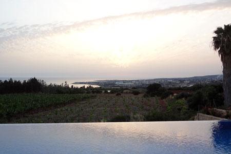Sunrise from Monte Mare