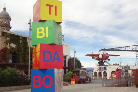 Mount Tibidabo, Barcelona