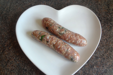 Villagers Sausages