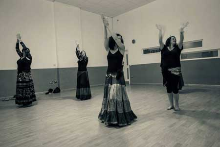 Belly Dancing Classes