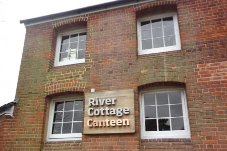 River Cottage Winchester