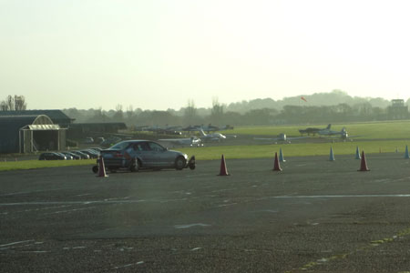 Skidpan Experience
