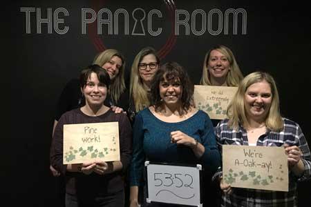 Panic Room, Gravesend