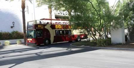 Big Bus Tour, Las Vegas