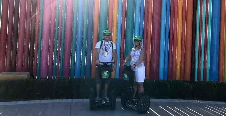 Las Vegas Segway