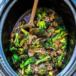 Instant Pot Beef and Broccoli – an easy low carb Chinese takeout favorite perfect for busy weeknights. Best of all, instructions to make this classic Chinese dish in the pressure cooker and slow cooker.