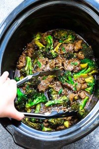 Instant Pot Beef and Broccoli (plus slow cooker)