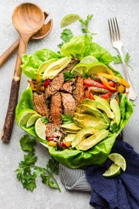 Keto Steak Salad
