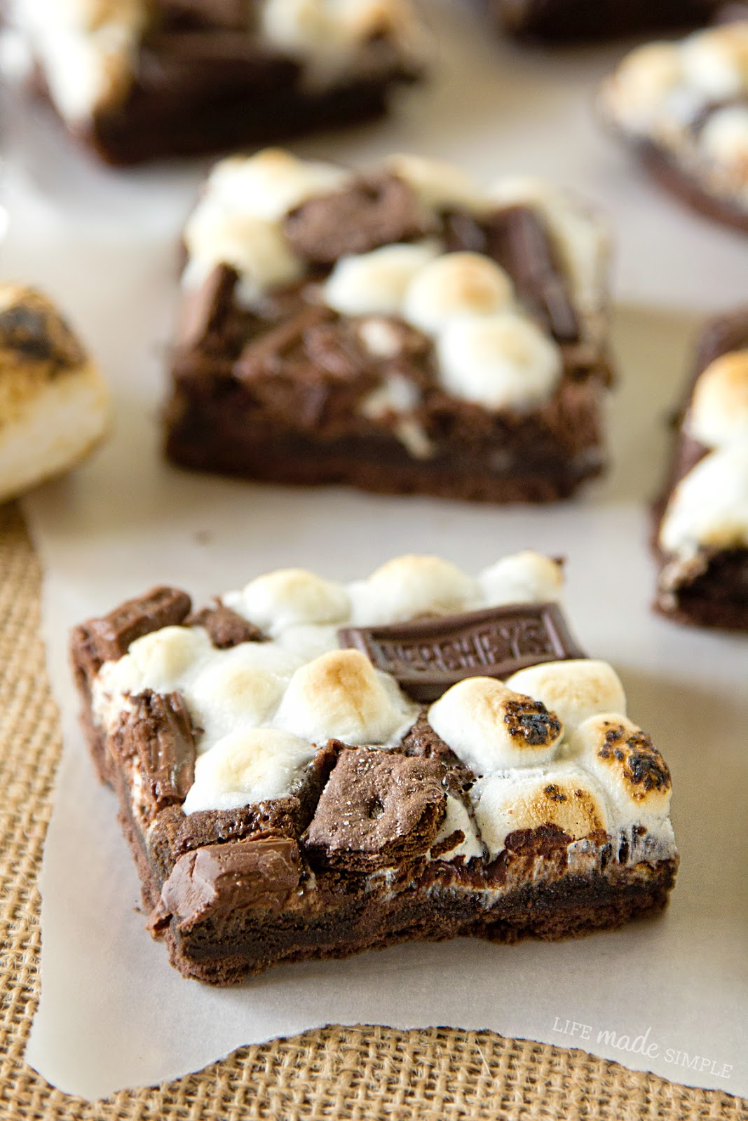 Hershey S Chocolate S Mores Bars