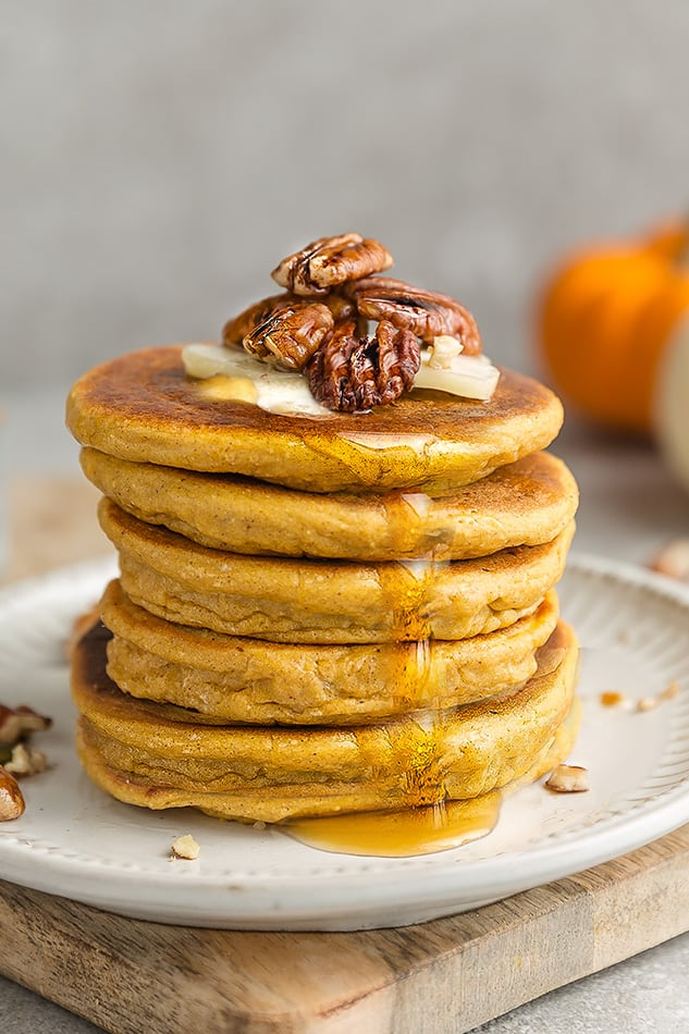 Keto Pumpkin Pancake
