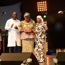 L'épouse de Papa Wemba à Abidjan ce jeudi
