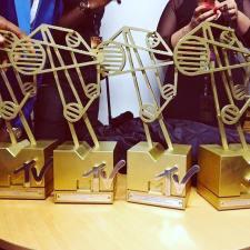 La razzia des nigérians aux MTV Africa Music Awards