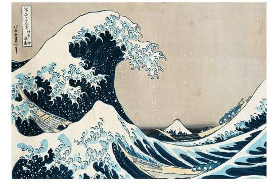 The Great Wave and you
