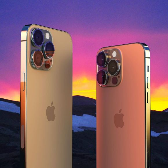 iPhone 13 color Bronce