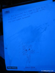 Poetry + Doodling!