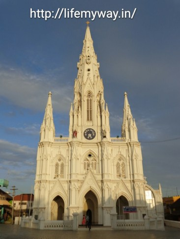 Church in Kanyakumari