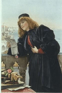 Portia-the merchant of venice