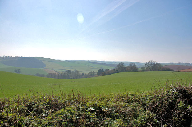 старая Англия английский пейзаж