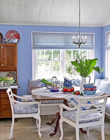 интерьер столовой в доме дизайнера