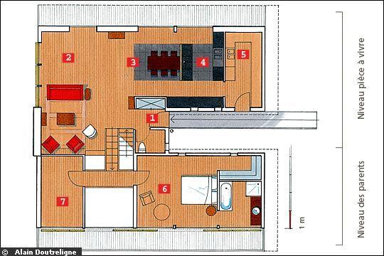 экодом во франции планы этажей как построить экологический дом