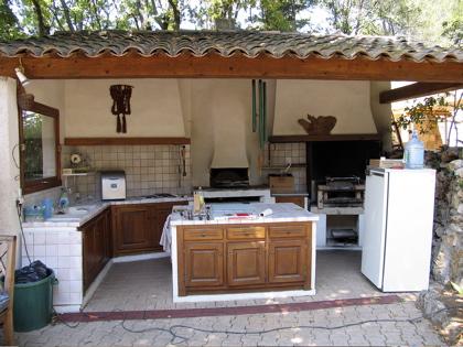 Летняя кухня 1