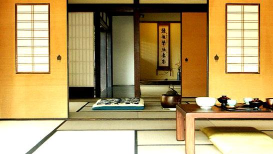 интерьер в японском стиле 9