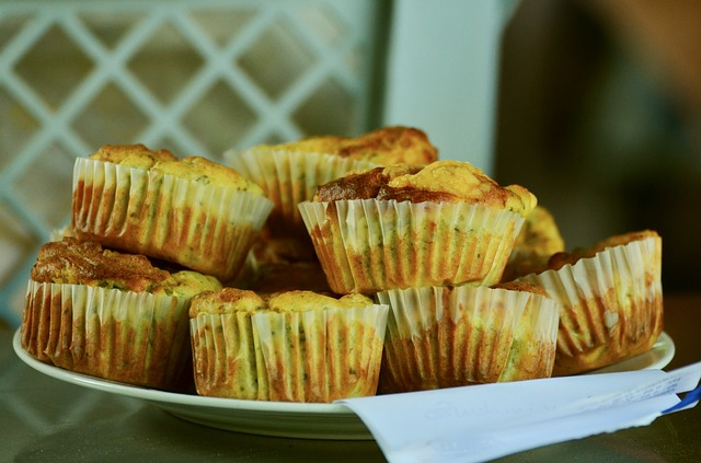 broccoli muffins recipe