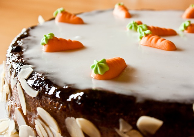 Magnificent Carrot Cake