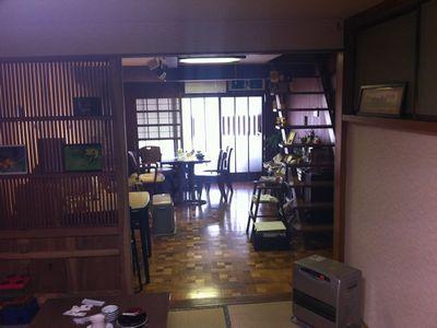 上越カフェ隠れ家うさぎ屋3