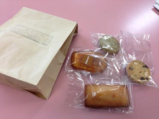 【上越】菓子工房 caramelの焼き菓子