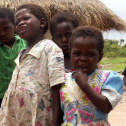 Orphans at Lukata Village