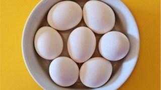 ゆで卵 綺麗にむく方法 殻をむきやすくする