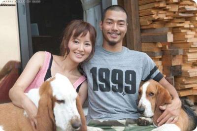 【画像】国母和宏 嫁 3歳年上 超美人 子供 3人 父親