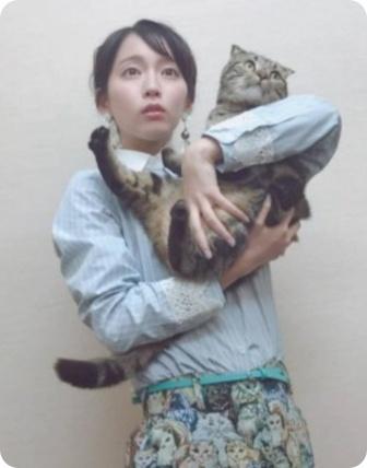 佐藤健 吉岡里帆 猫好き