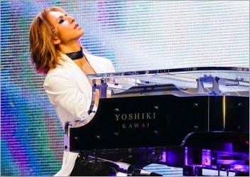 YOSHIKIのソロライブ