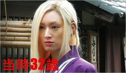 栗山32歳 無限の住人