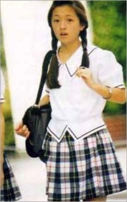 浜崎あゆみ 顔の変化 高校時代