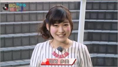 岩田絵里奈アナ12