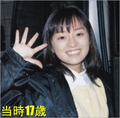 浜崎あゆみ 顔の変化 女優時代