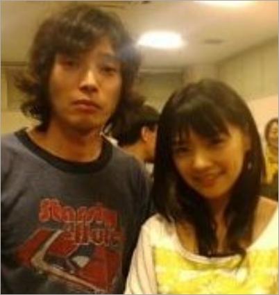倉科カナと斉藤和義