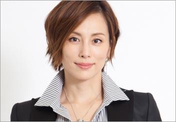 GACKTの元カノと言われた米倉涼子