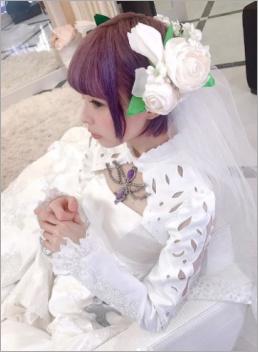 ウェディングドレスは着るけど結婚願望のない最上もが