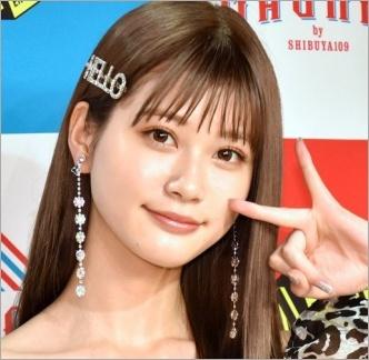 生見愛瑠のプロフィール画像