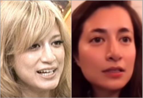 マリエの顔の変化