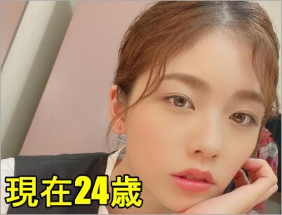 小芝24歳
