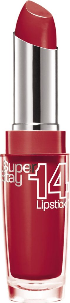 Maybelline Super Stay 14 Hr, Non Stop Red